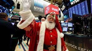 What is Santa Claus Rally